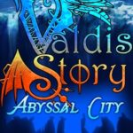 Valdis Story Abyssal City cover
