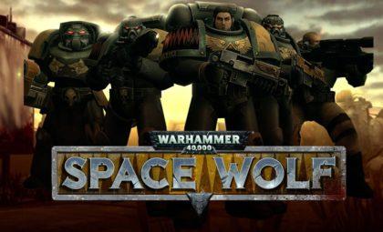 Warhammer 40000 Space Wolf trainer