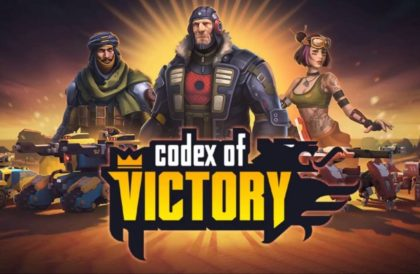 Codex of Victory trainer 2017