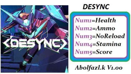 DESYNC trainer