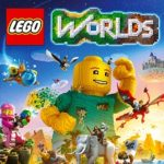 LEGO Worlds cover