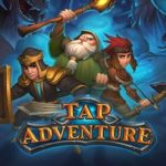 Tap Adventure Time Travel cover