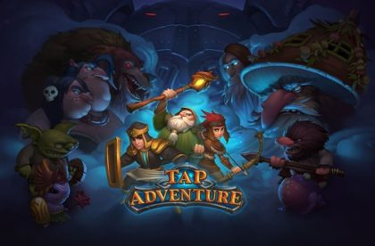 Tap Adventure Time Travel trainer