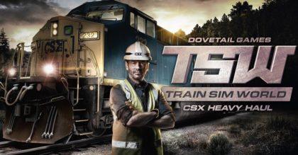 Train Sim World CSX Heavy Haul trainer