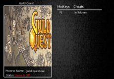 Guild Quest Trainer